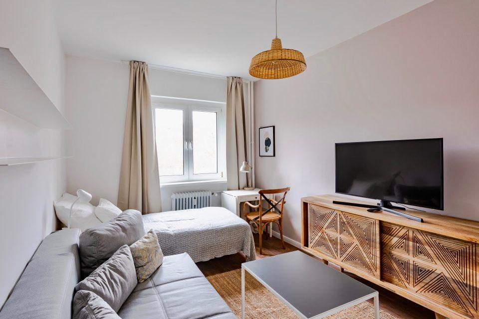 Schöne 2-Zimmer Wohnung mitten in Schöneberg