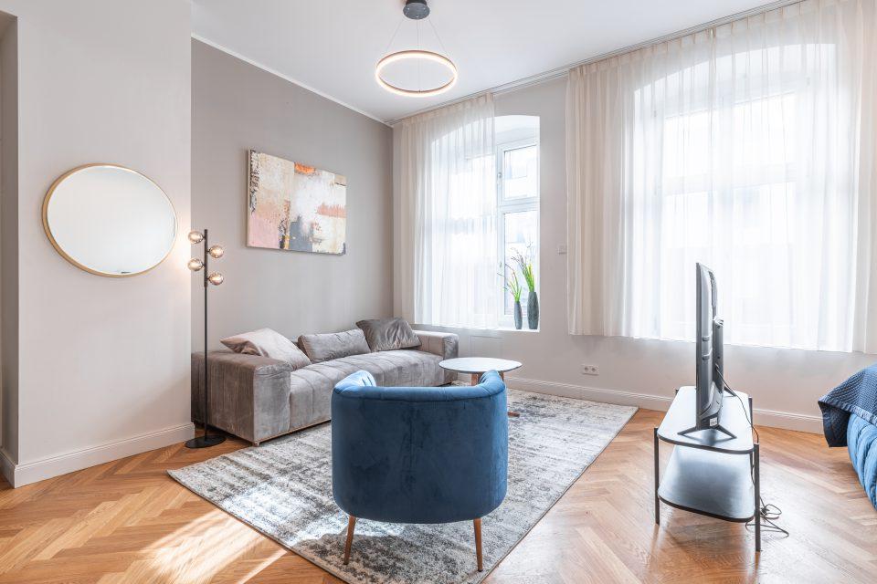 Krausnickstraße Erstbezug Wunderschöne Altbauwohnung in der besten Lage von Berlin Mitte