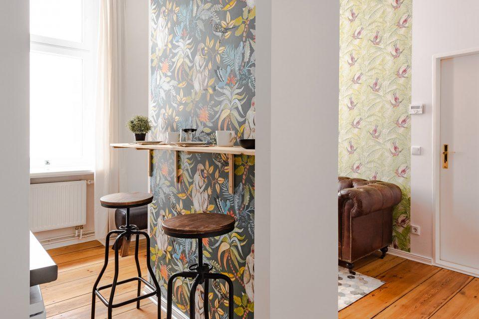 2-Zimmer Wohnung mit Altbaucharme im angesagten Kreuzberg