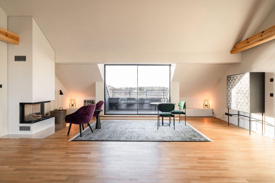 Villa Potsdam-Apartment 9