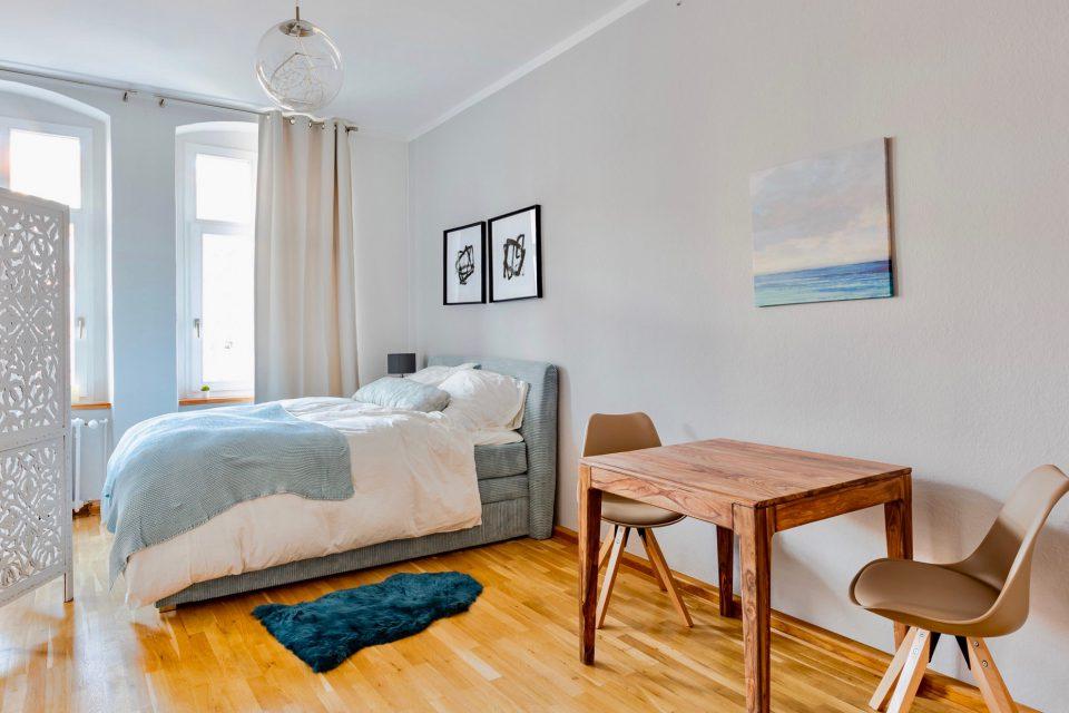 Wunderschöne 1 Zimmer-Wohnung im Herzen Charlottenburgs