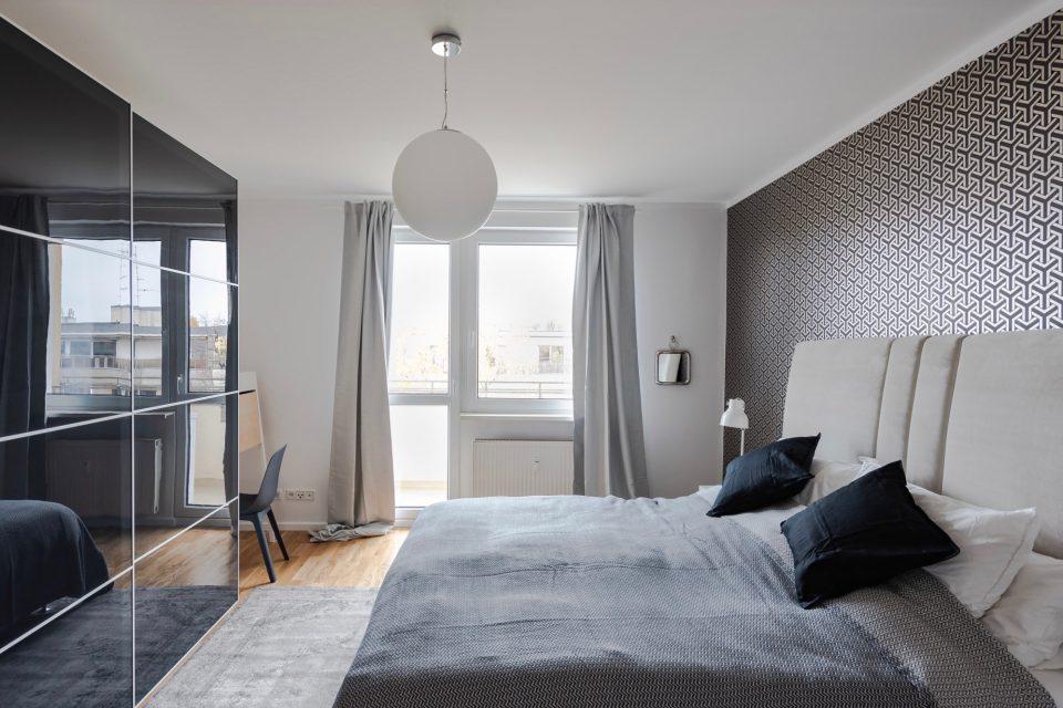 Gemütliche 3-Zimmer Dachgeschosswohnung mit Balkon und Aufzug
