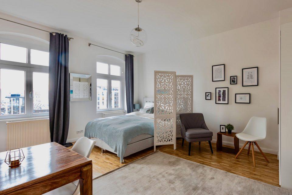 Gemütliche 1-Zimmer Wohnung im beliebten Bezirk in Prenzlauer Berg