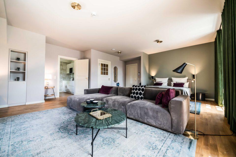 Villa Potsdam-Apartment 6