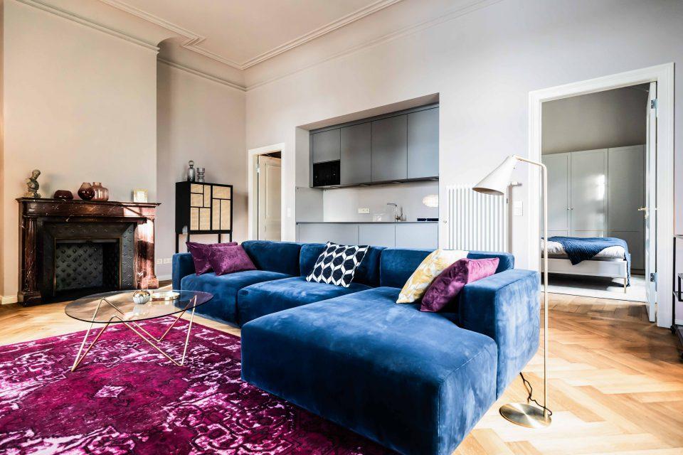 Villa Potsdam-Apartment 2