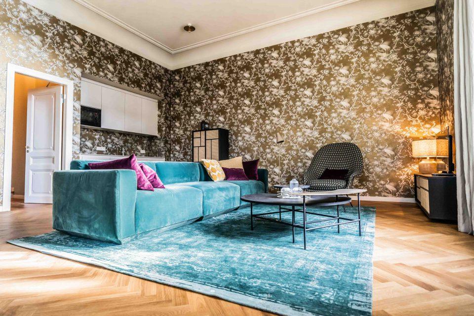 Villa Potsdam-Apartment 4