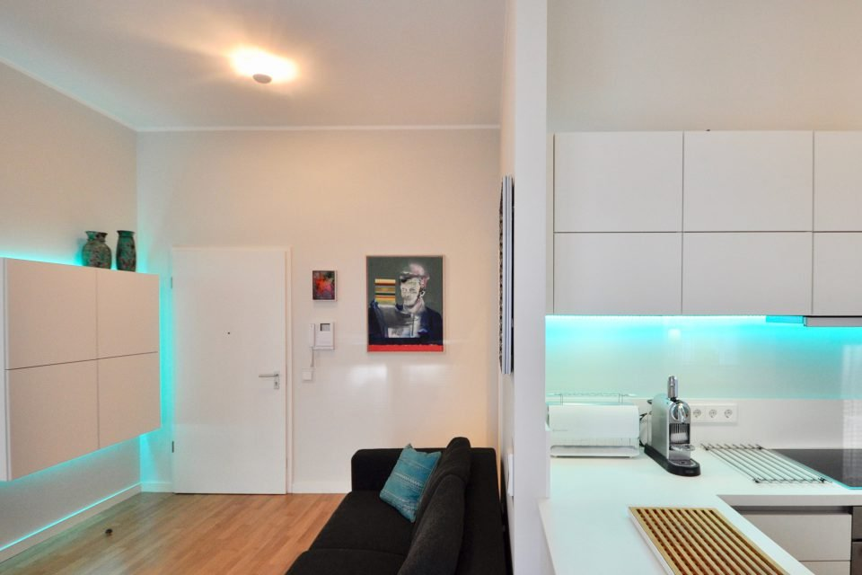 Charming 2 room apartment directly at Potsdamer Platz