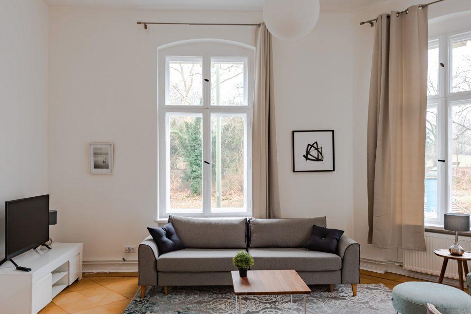 Sonnige 2-Zimmer- Wohnung in Kreuzberg
