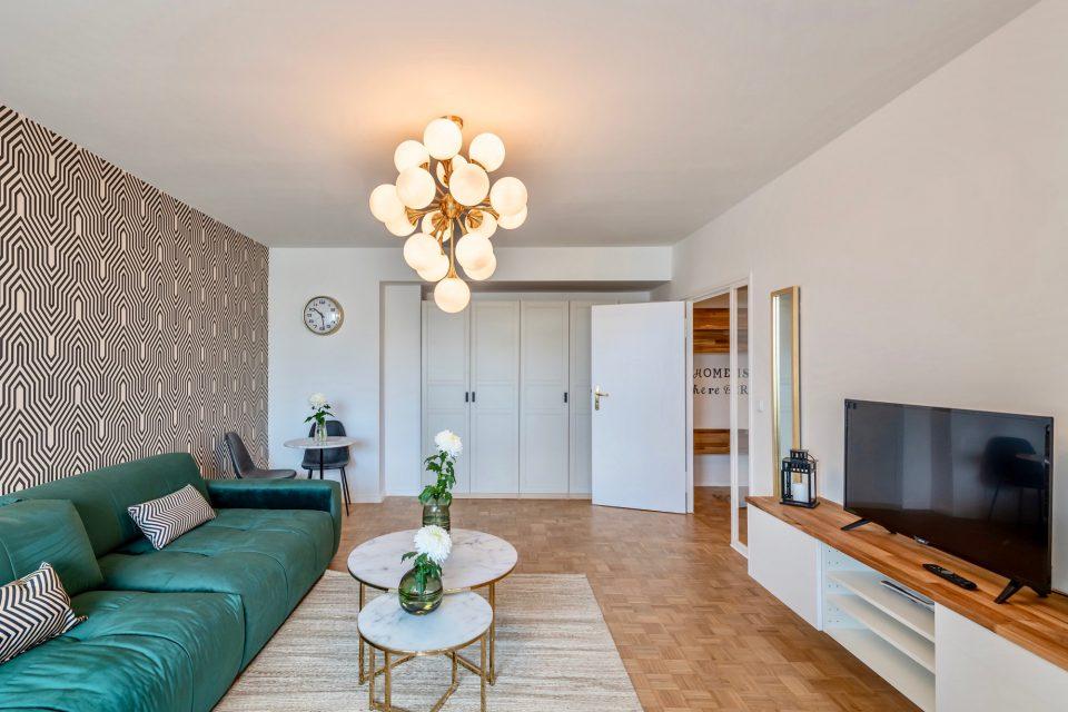 Stilvoll möblierte Dachgeschosswohnung in Berlin Wilmersdorf