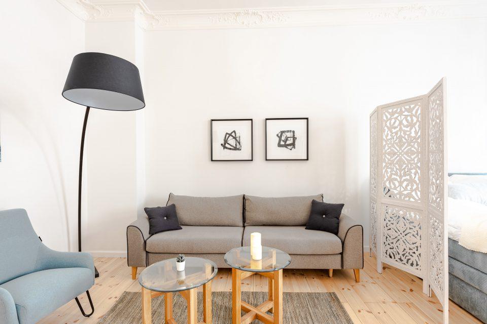 1- Zimmer Wohnung im schönen Charlottenburg