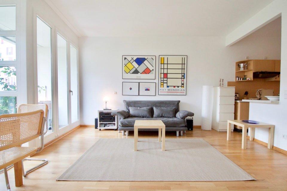 Sehr schöne Wohnung im Diplomatenviertel