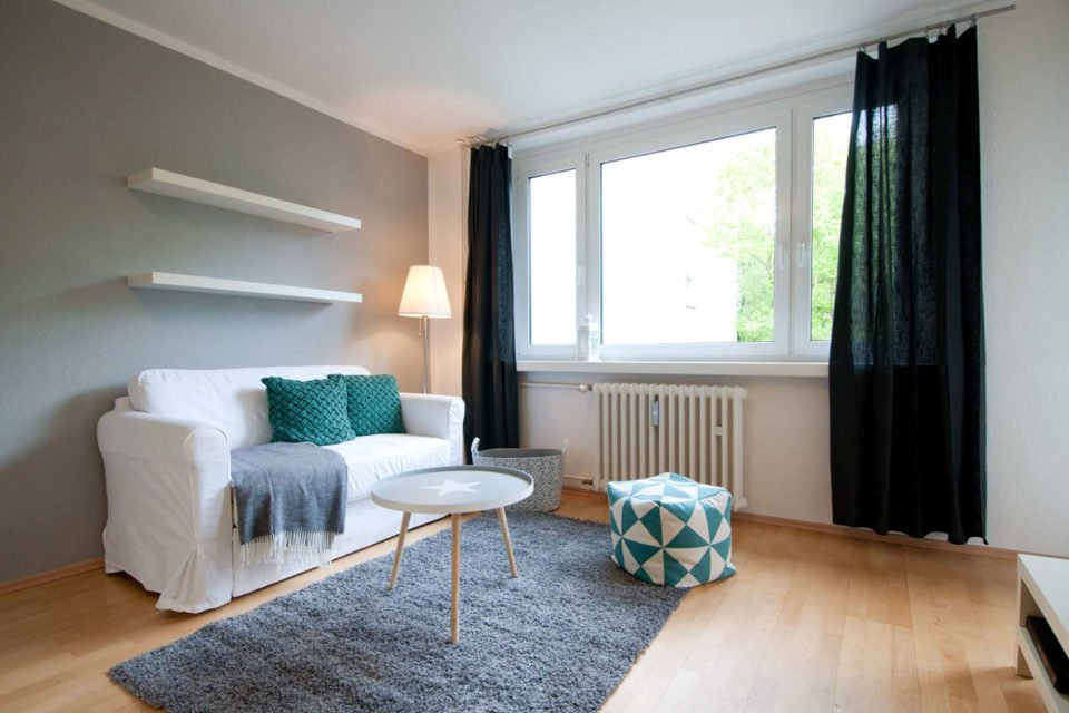 Bright apartment between Viktoria-Luise-Platz and Wittenbergplatz