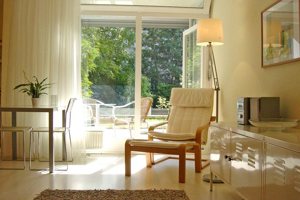 Geschmackvolle Wohnung zwischen Nollendorf- und Winterfeldtplatz
