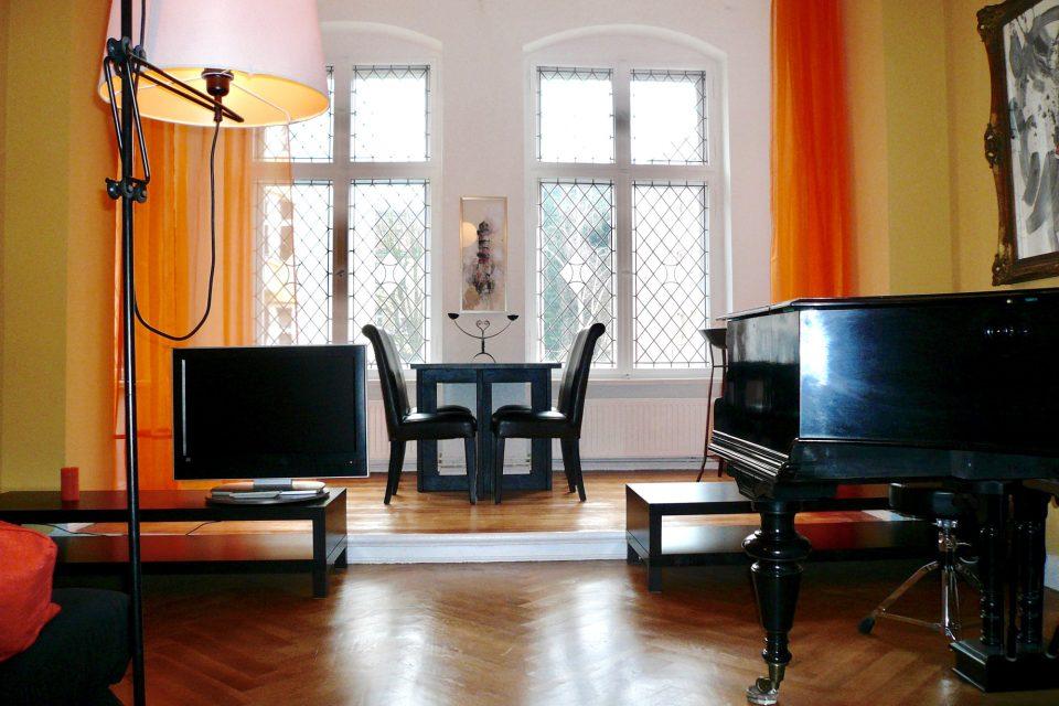 Ruhige 2-Zimmer-Wohnung mit Balkon in Wilmersdorf