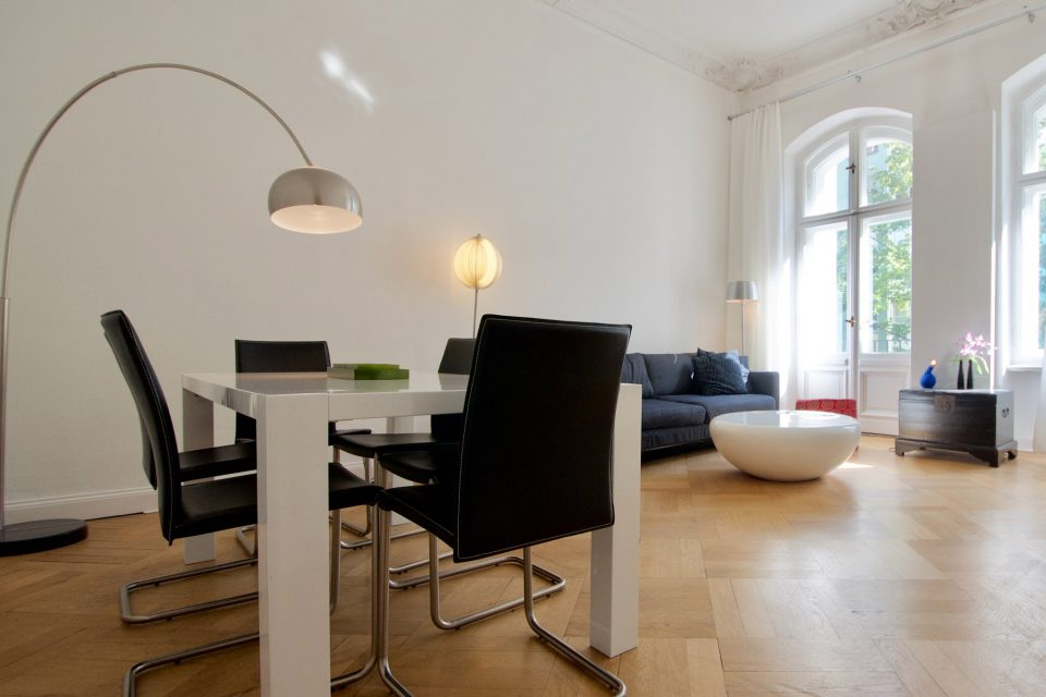 Willmanndamm Exklusives Design-Appartment am Kleistpark