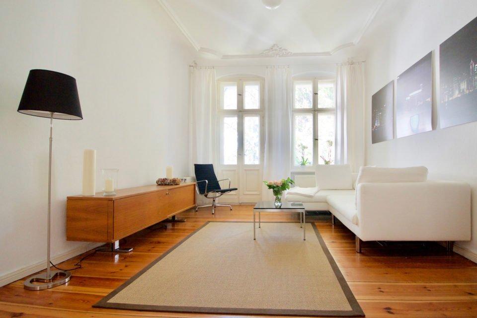 Pestalozzistraße  2-Zimmer Altbauwohnung nahe Savignyplatz
