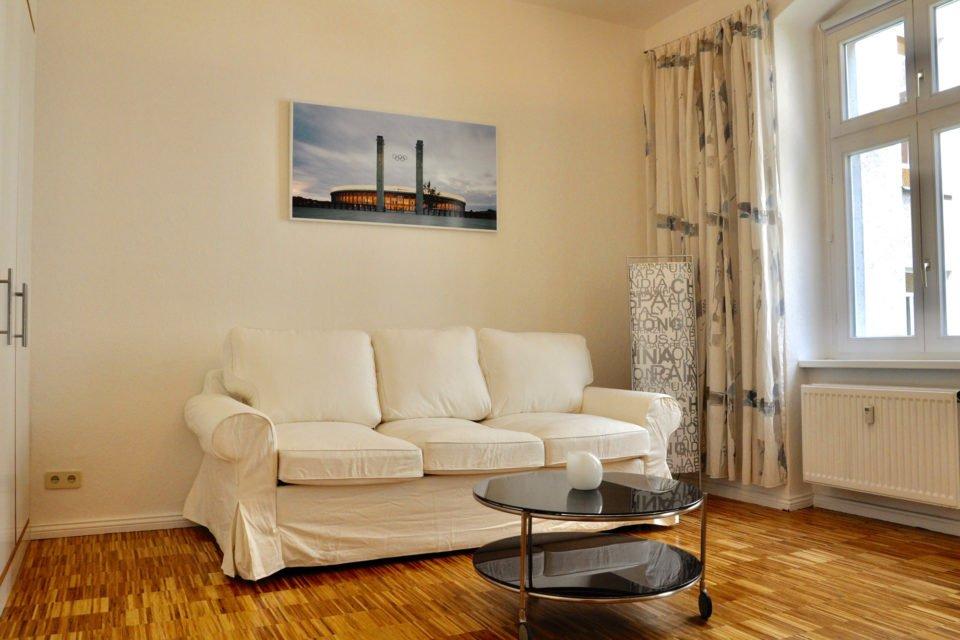 Helle Wohnung in toller Lage nahe Savignyplatz