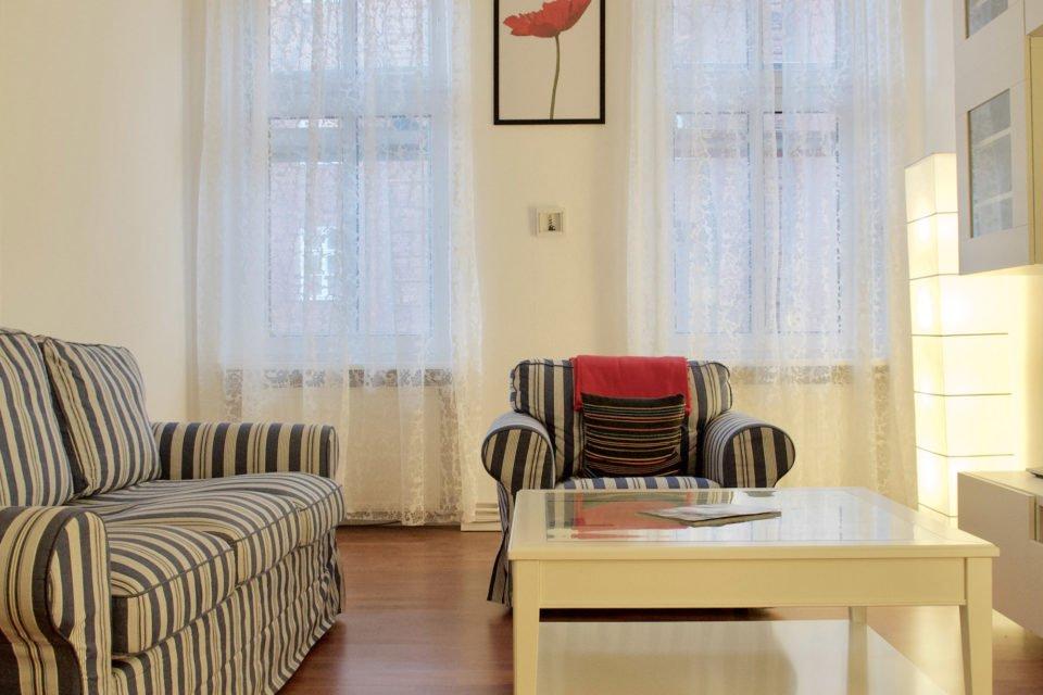 Bezaubernde Wohnung mit 2 Schlafzimmern