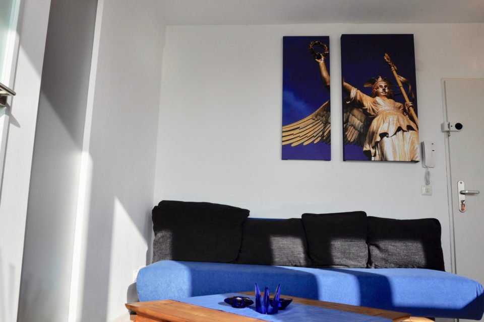 Comfortable and bright apartment in Mitte