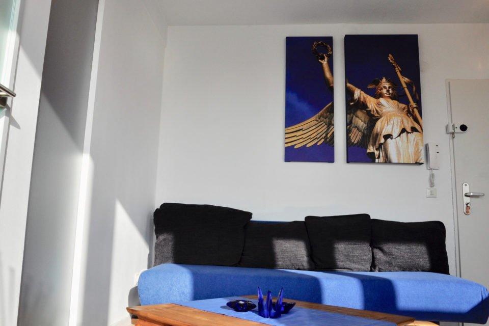 Gemütliche helle Wohnung in Mitte