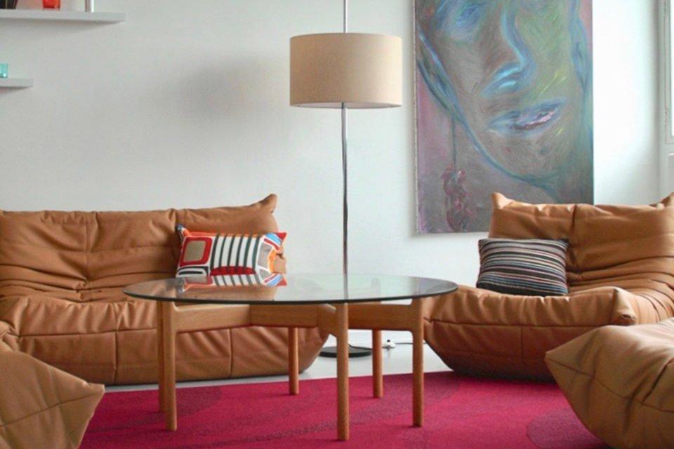 Bartningallee Stylische 2-Zimmer-Wohnung mit Balkon am Tiergarten