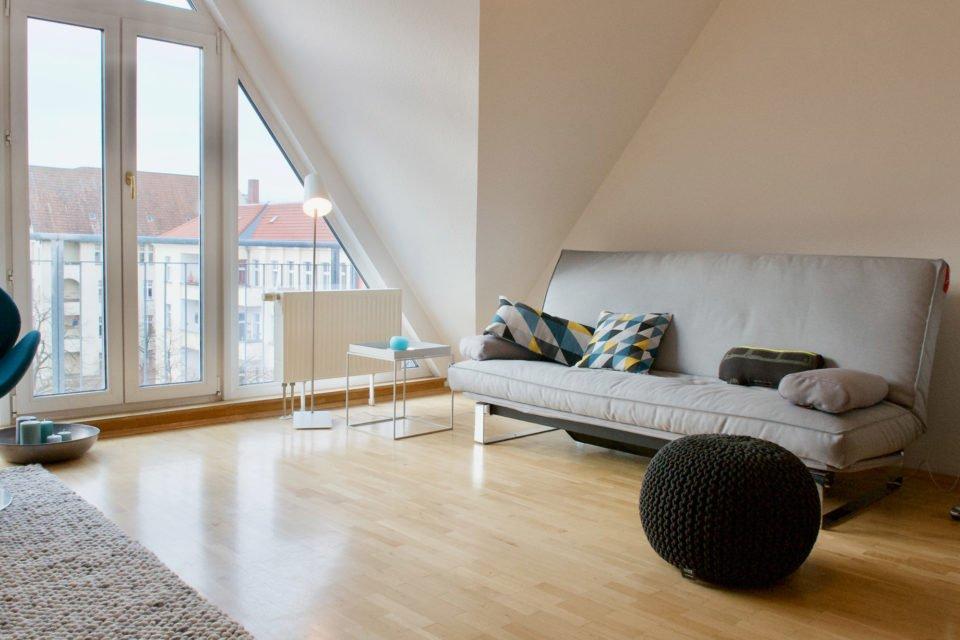 Boddinstraße Zauberhaftes 1-Zimmer-Apartment direkt am Boddinplatz