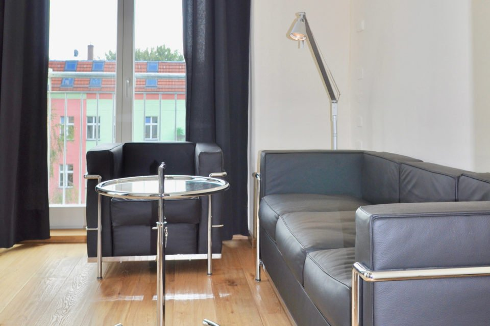 Architektenwohnung im Dachgeschoss in Friedrichshain