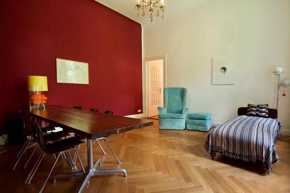 Emser Straße Außergewöhnliche 3.5-Zimmer-Wohnung nahe Ludwigkirchplatz