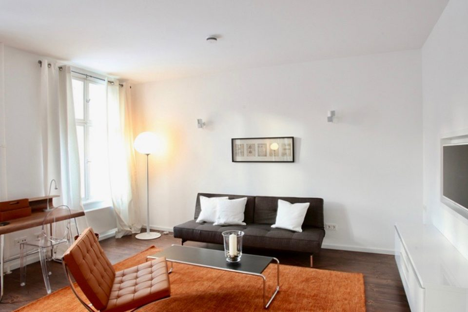 Home Entertainment in exklusiver Wohnung nahe Hauptbahnhof