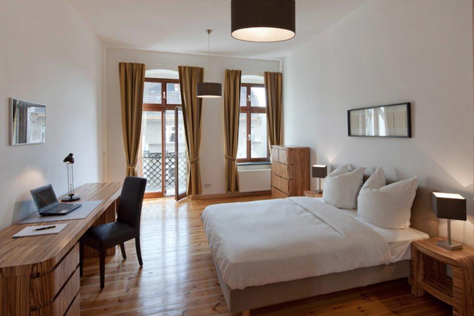 Luxuriöse 4-Zimmer Wohnung nahe Simon-Dach-Kiez