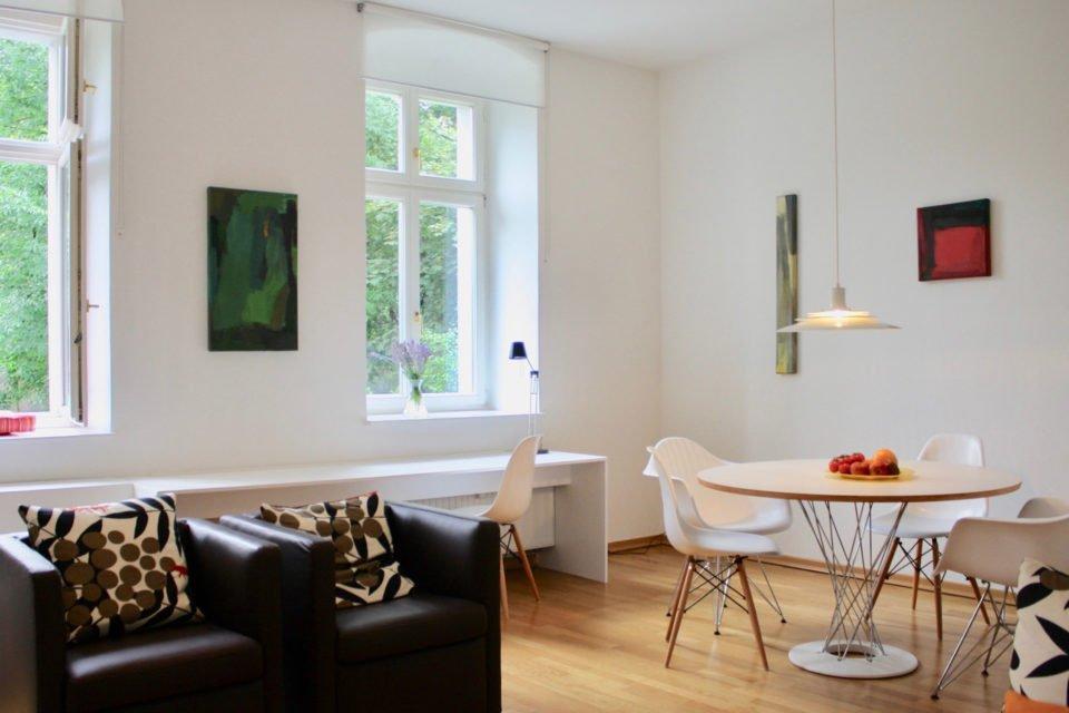 Zauberhafte 2-Zimmer-Wohnung am Nordbahnhof