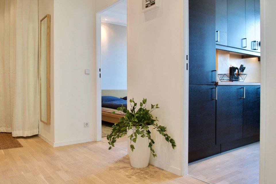 Fantastic 3 room apartment in Hansaviertel
