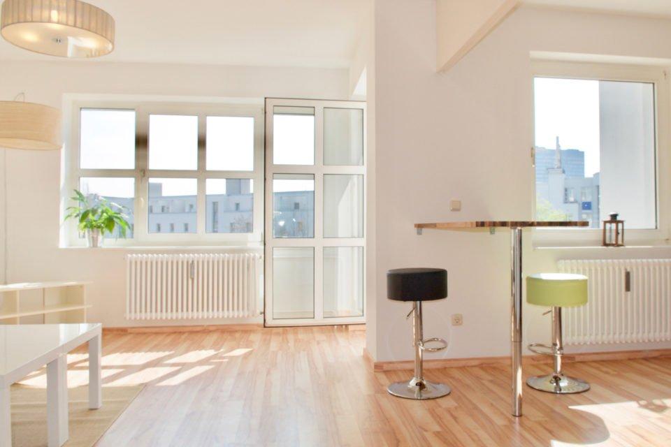 Dessauer Straße Sonnige Wohnung mit Balkon am Potsdamer Platz