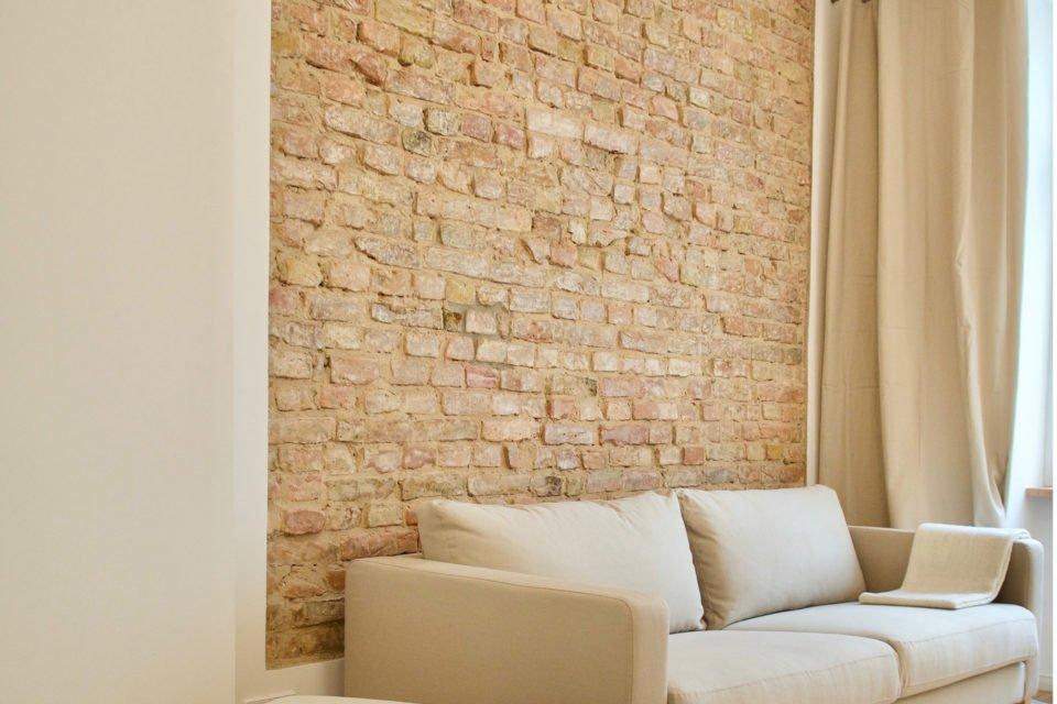 Idyllische 2-Zimmer-Wohnung mit Terrasse