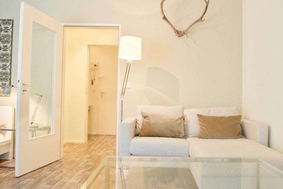Cosy 1-room apartment near Nollendorfplatz