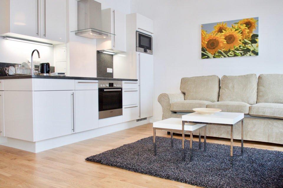 Flottwellstraße Helle 2-Zimmer-Wohnung am Potsdamer Platz