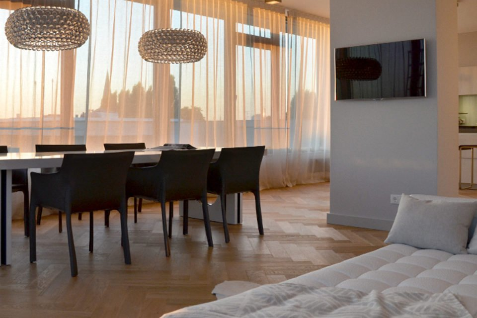 Grandioses 220qm-Penthouse mit Dachterrasse
