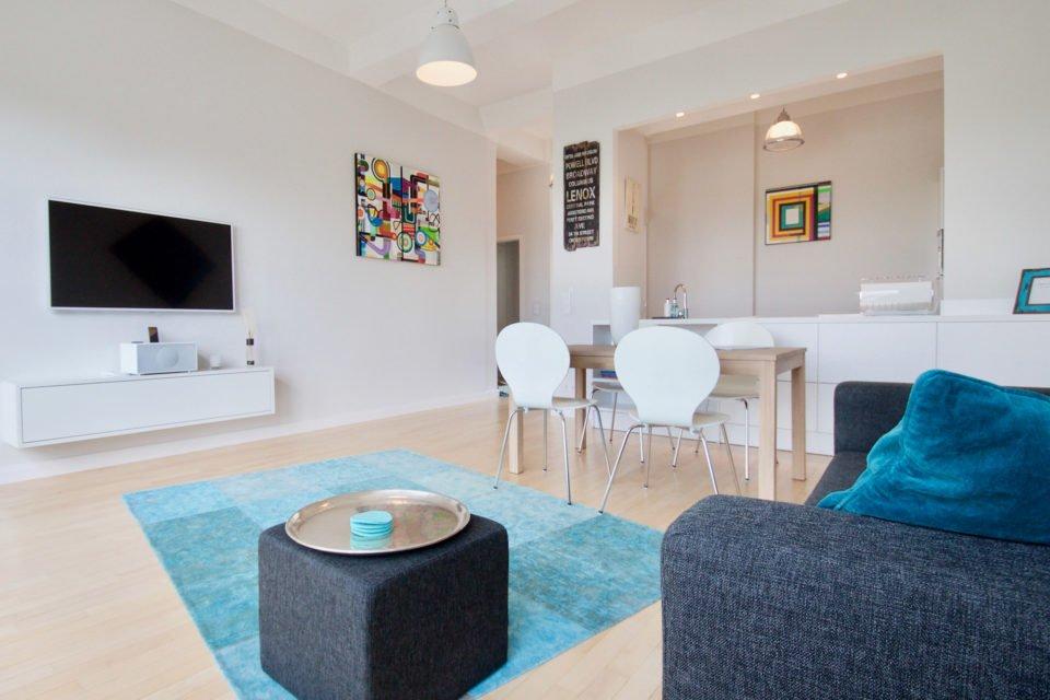 Hinreißende 2-Zimmer Wohnung mit Terrasse