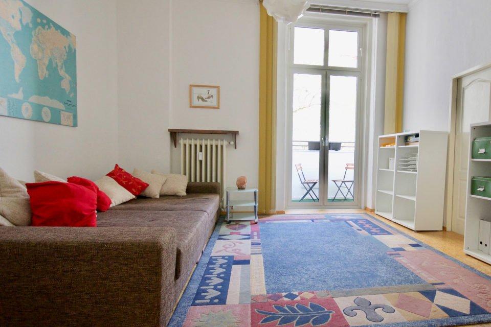 Großzügige 4-Zimmer-Wohnung in Wilmersdorf