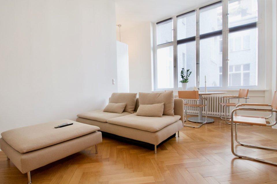 Prager Straße Bezaubernde 1-Zimmer-Wohnung in toller Lage