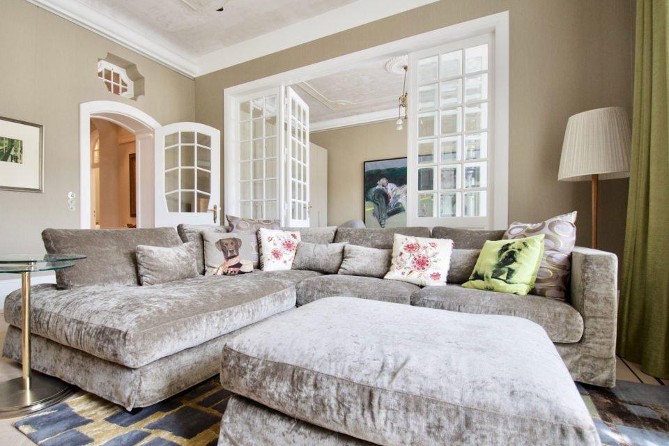 Sensational 3-room-apartment in Haus Cumberland