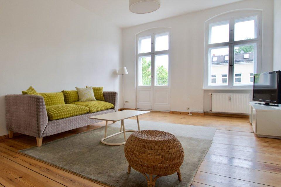 Nette 2 Zimmer Wohnung im Kreuzberger Kiez