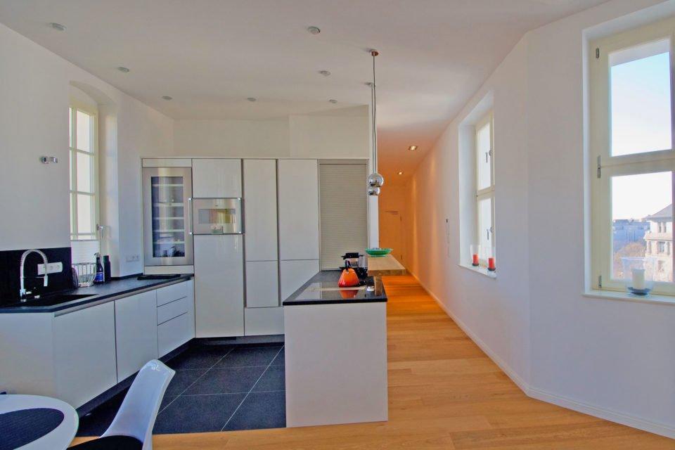 Kurfürstendamm Geräumige Wohnung mit exklusiver Ausstattung und Sauna