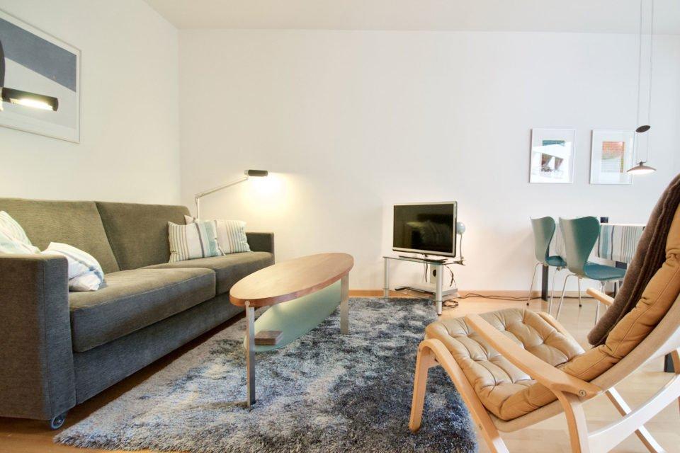 2-Zimmer-Wohnung nahe Wittenbergplatz mit Balkon