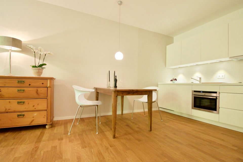 Sensational 2-room-apartment in a beautiful new building