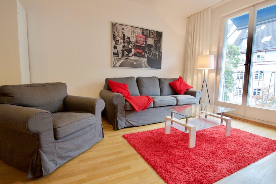 Modern eingerichtete 2-Zimmer-Wohnung nahe Kurfürstendamm