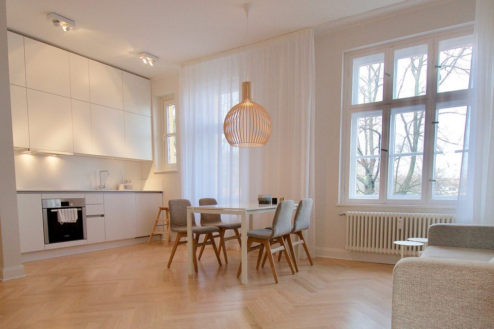 Seydlitzstraße W96 Sensationelle Wohnung im Herzen Berlins