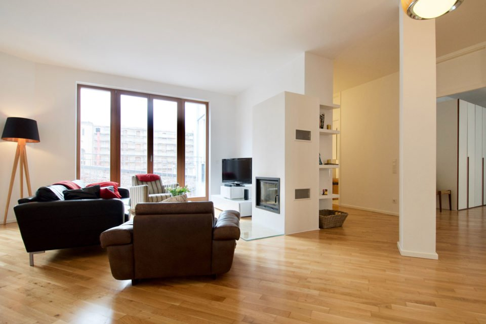 Exclusive 4 room-apartment in a popular area