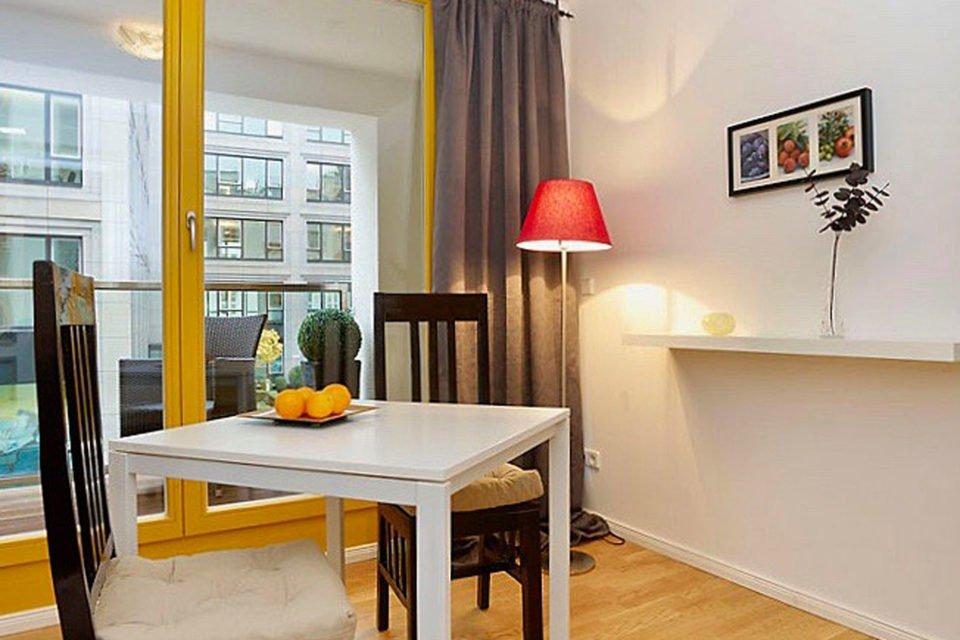 Bezaubernde 1-Zimmer-Wohnung mit sonniger Loggia