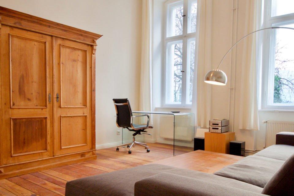 Prächtige Wohnung in beliebter Lage am Savignyplatz